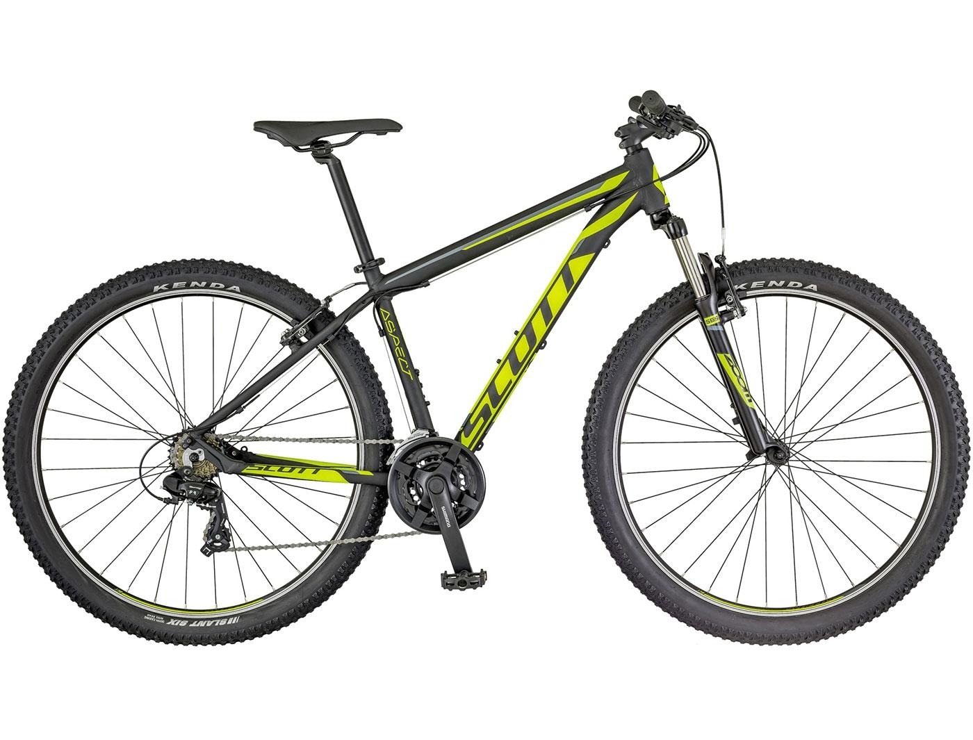 Велосипед Scott Aspect 980 (KH) (2018)