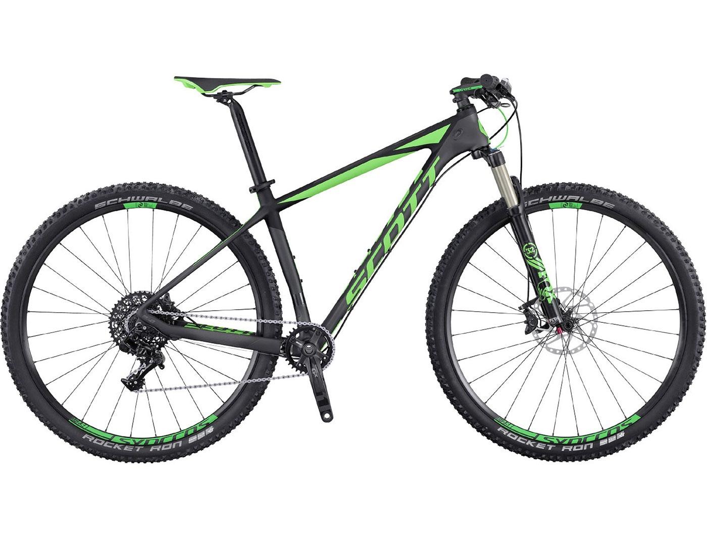 Велосипед Scott Scale 720 (2016)