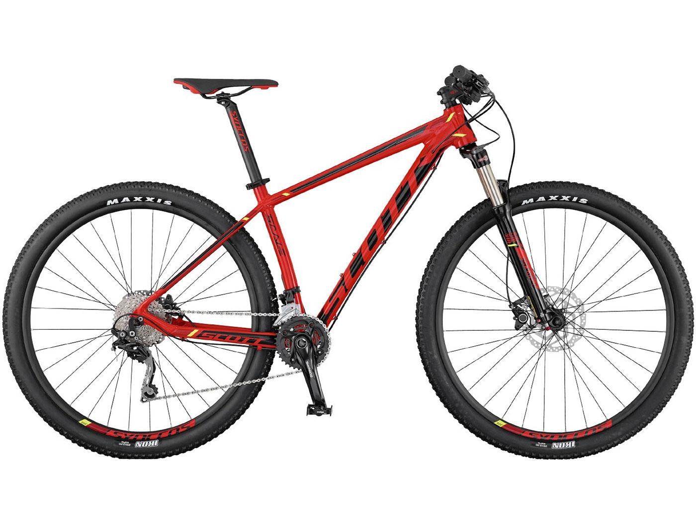 Велосипед Scott Scale 970 (2017)