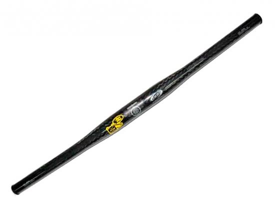 Руль BBB MTB (прямой/) 31,8 carbon BHB-16