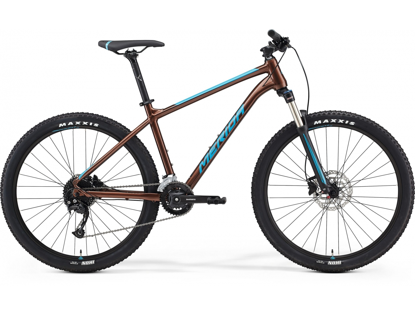 Велосипед Merida BIG.SEVEN 100-2x (2021)