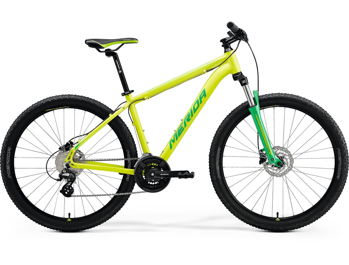 Велосипед Merida BIG.SEVEN 15 (2021)