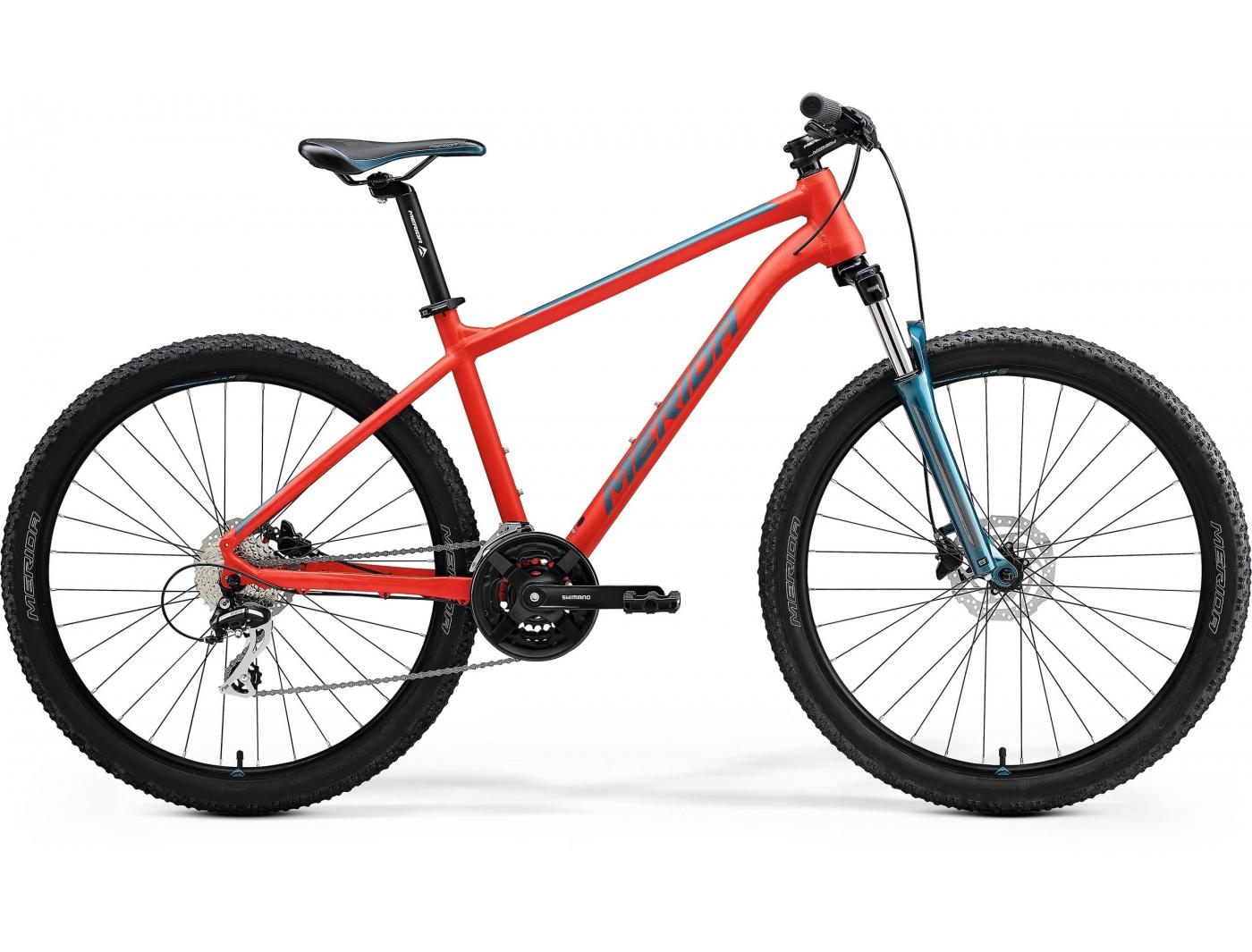 Велосипед Merida BIG.SEVEN 20 (2021)