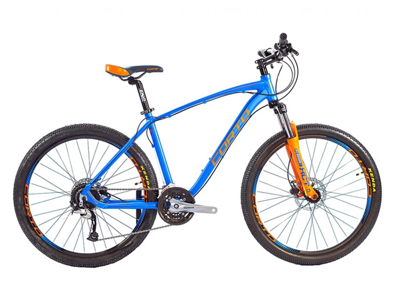 Велосипед CORTO FAST (2017)