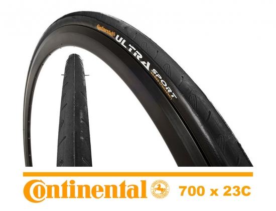 Покрышка Continental Ultra Sport 2 700x23C
