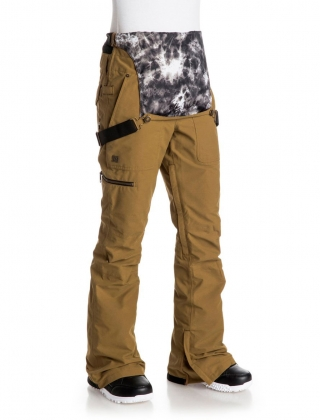 Сноубордические штаны-комбинезон Collective