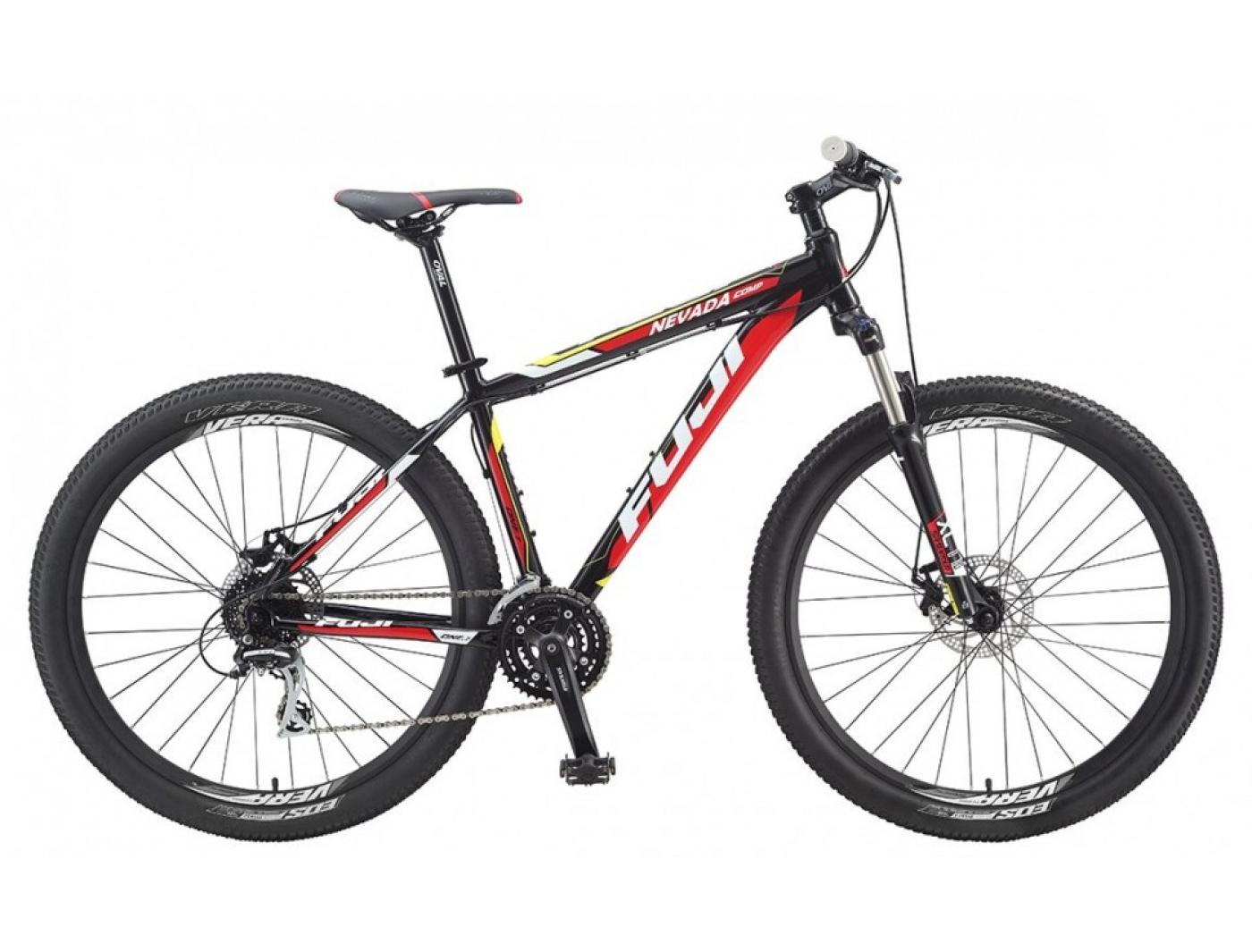 Велосипед Fuji Nevada COMP 27-5 1.7 D USA (2019)