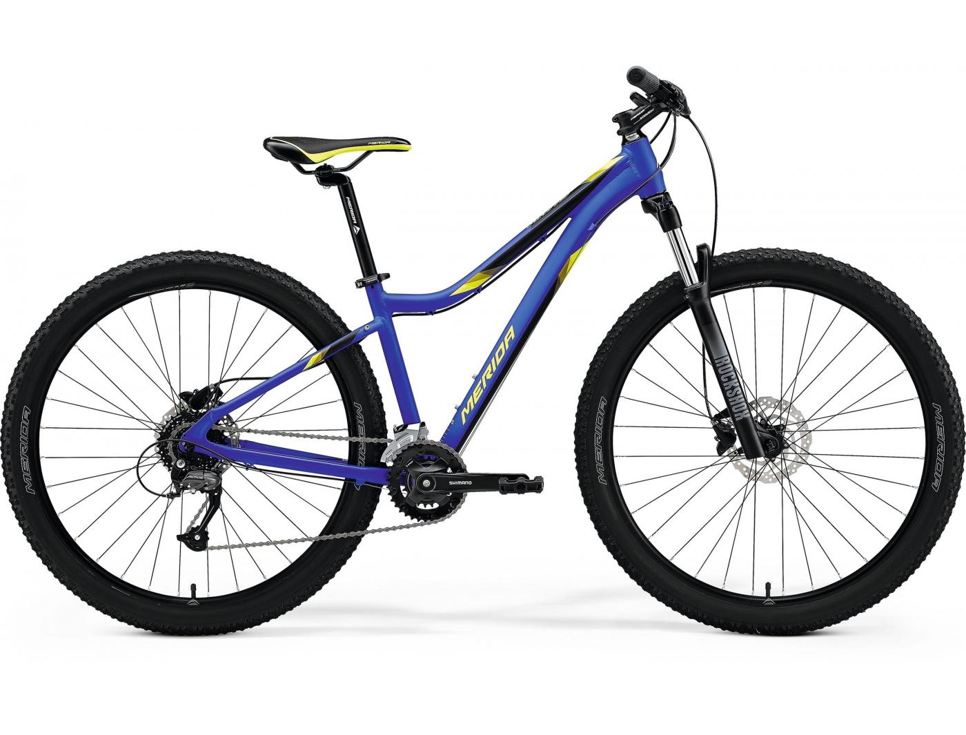 Велосипед Merida MATTS 7.60-2x (2021)