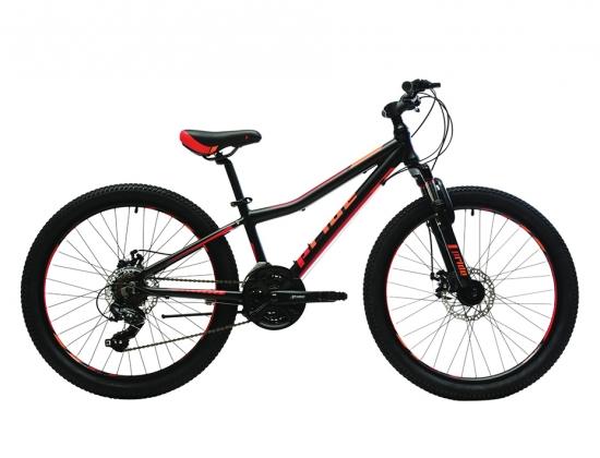 Велосипед PRIDE Pilot 21 Черно-Красный (2017)
