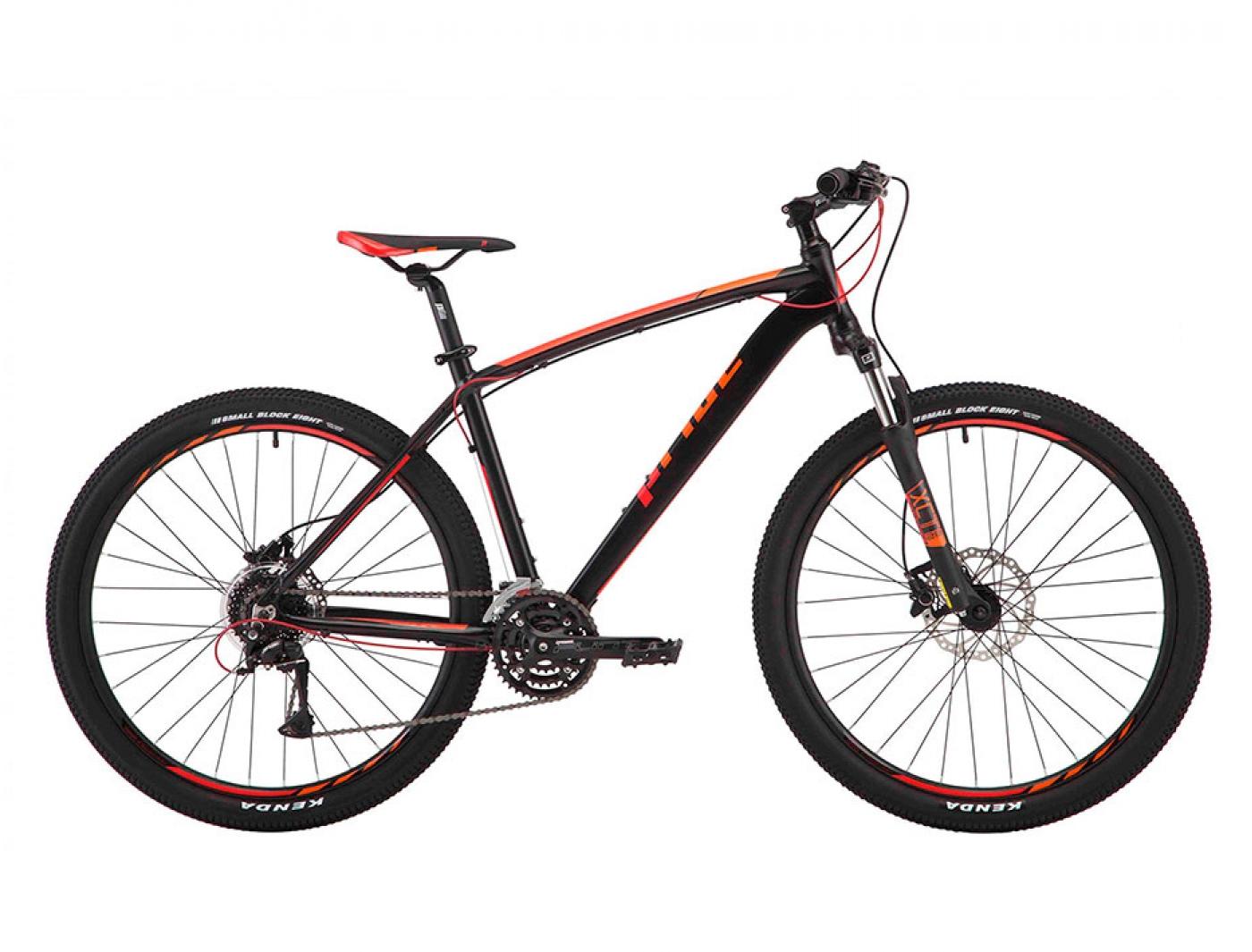 Велосипед PRIDE REBEL 7.3 Orange (2017)