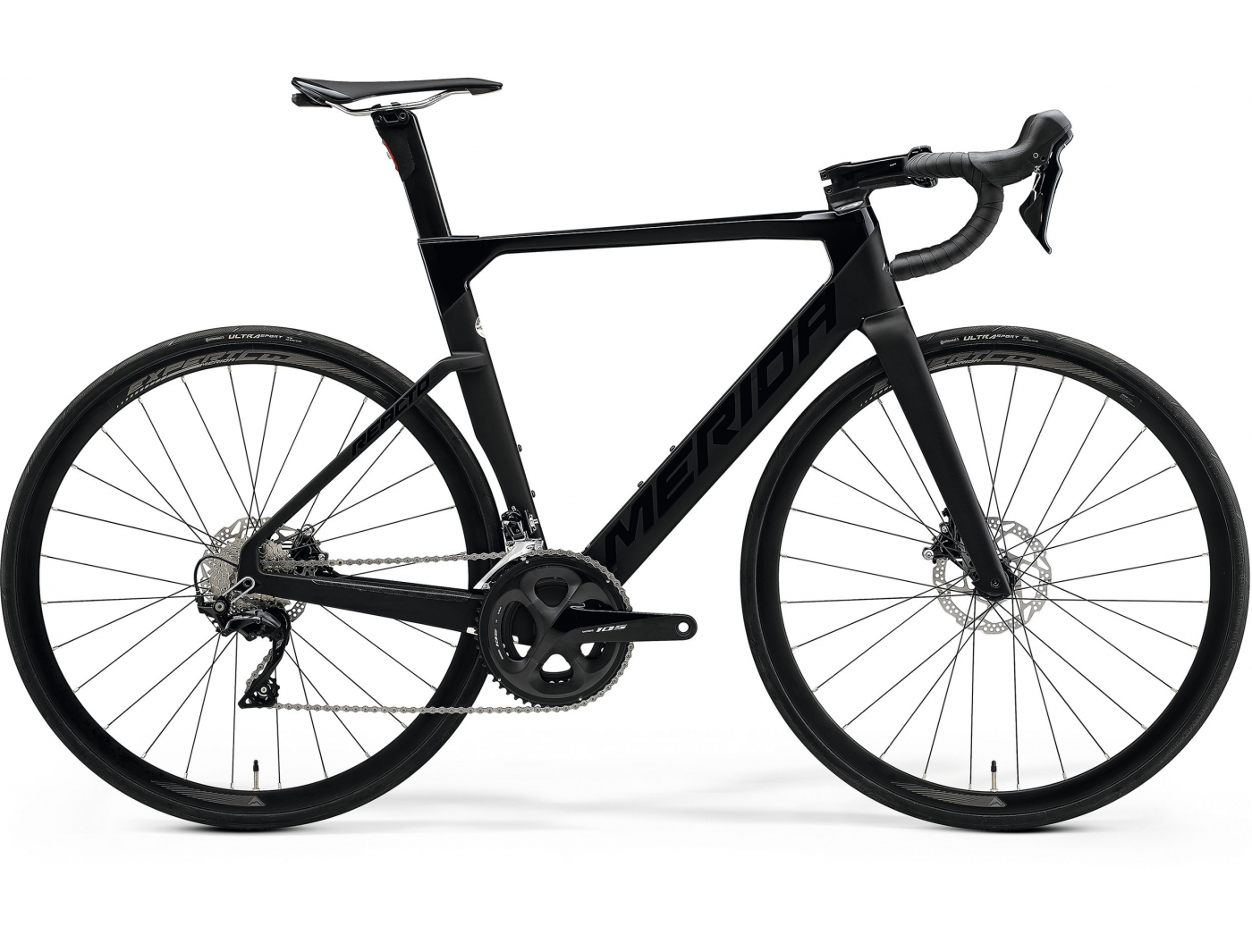Велосипед Merida REACTO 4000 (2021)