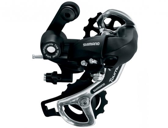 Переключатель задний Shimano Tourney RD-TX35 6,7 ск.