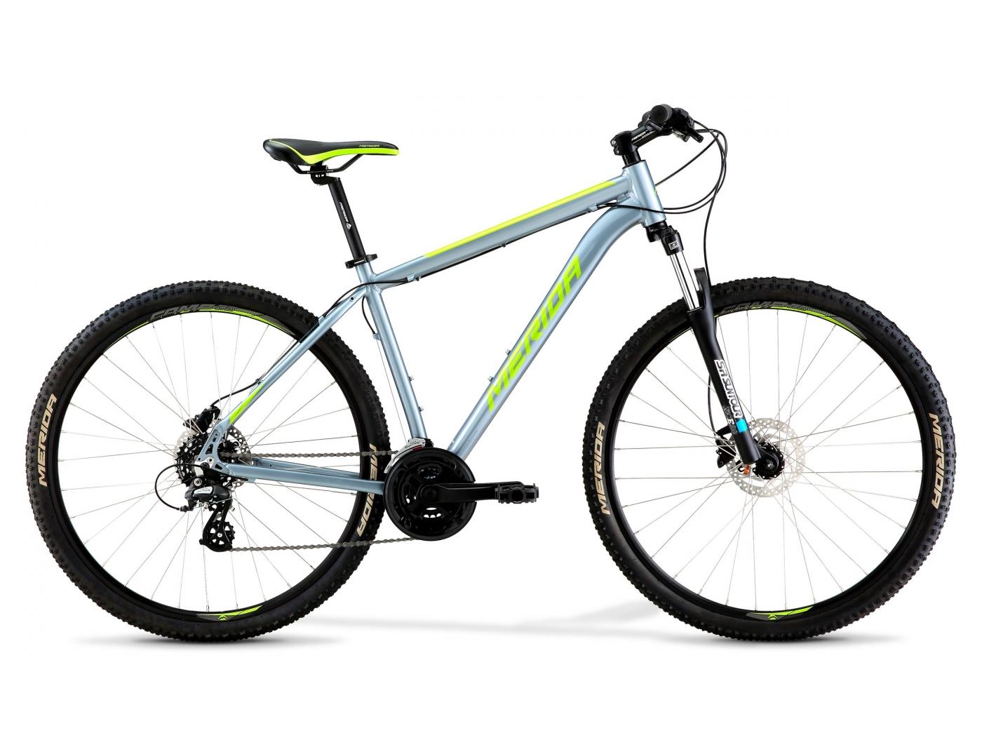 Велосипед Merida BIG.NINE 10-D (2021)