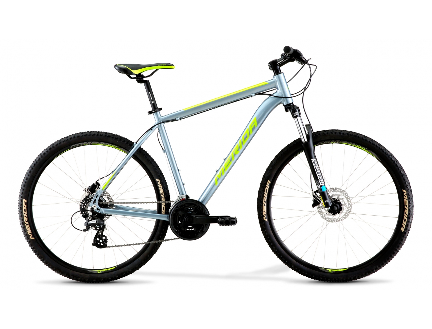 Велосипед Merida BIG.SEVEN 10-D (2021)