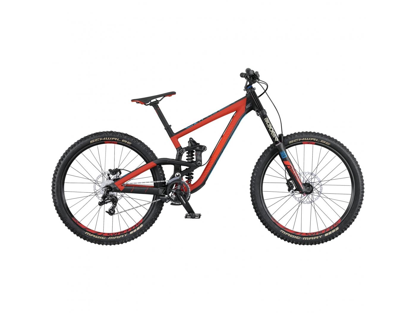 Велосипед Scott Gambler 730 (2016)