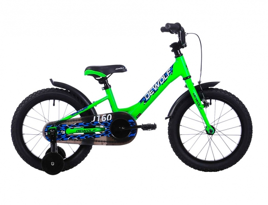 Велосипед Dewolf J160 Boy (2016)