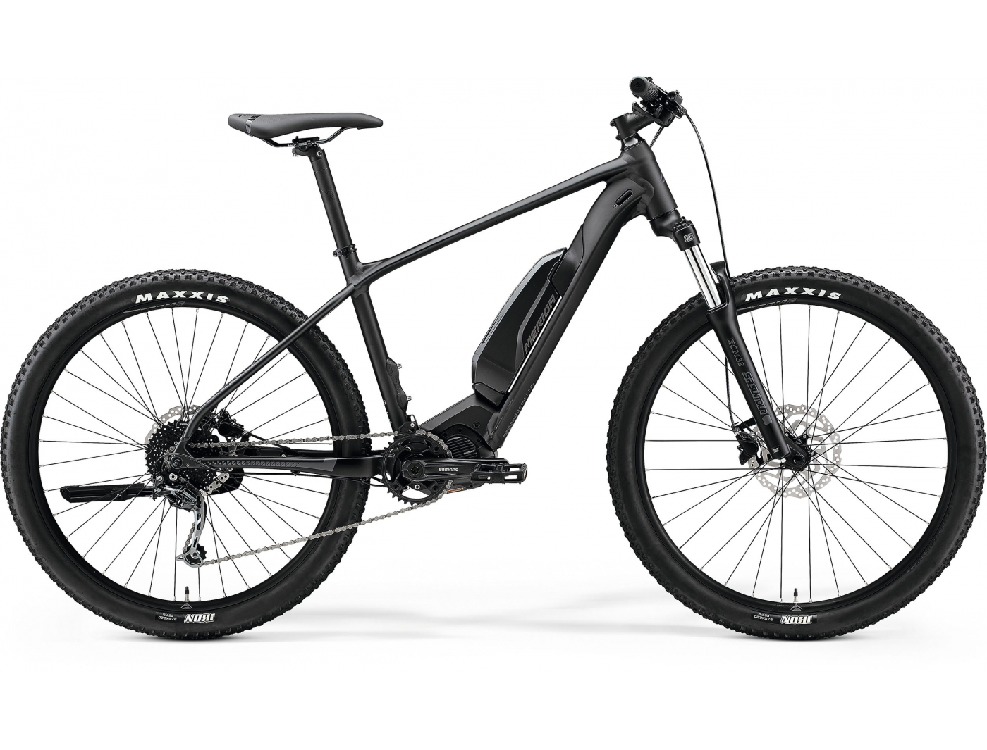 Велосипед Merida eBIG.SEVEN 300SE (2021)