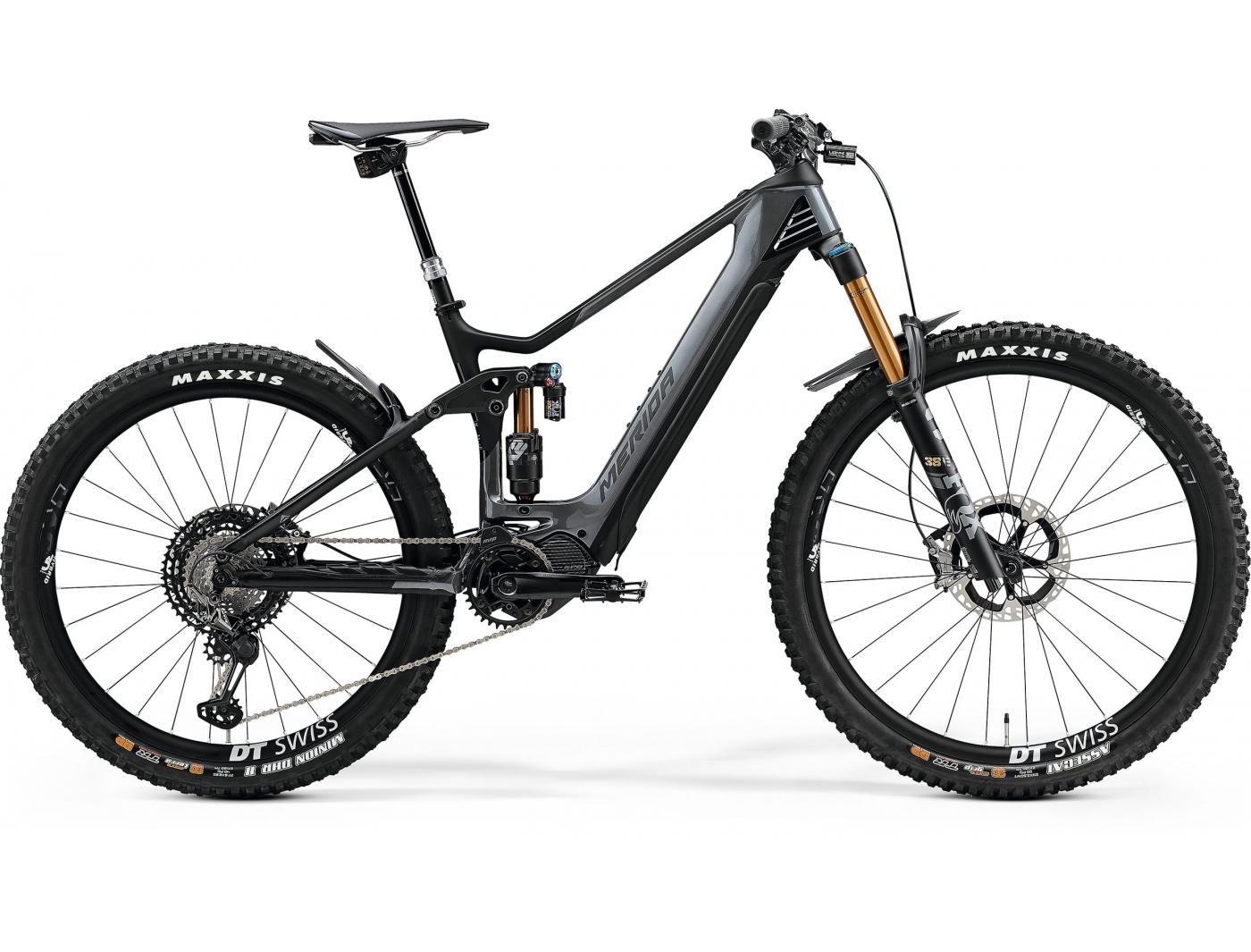 Велосипед Merida eONE-SIXTY 10K (2021)