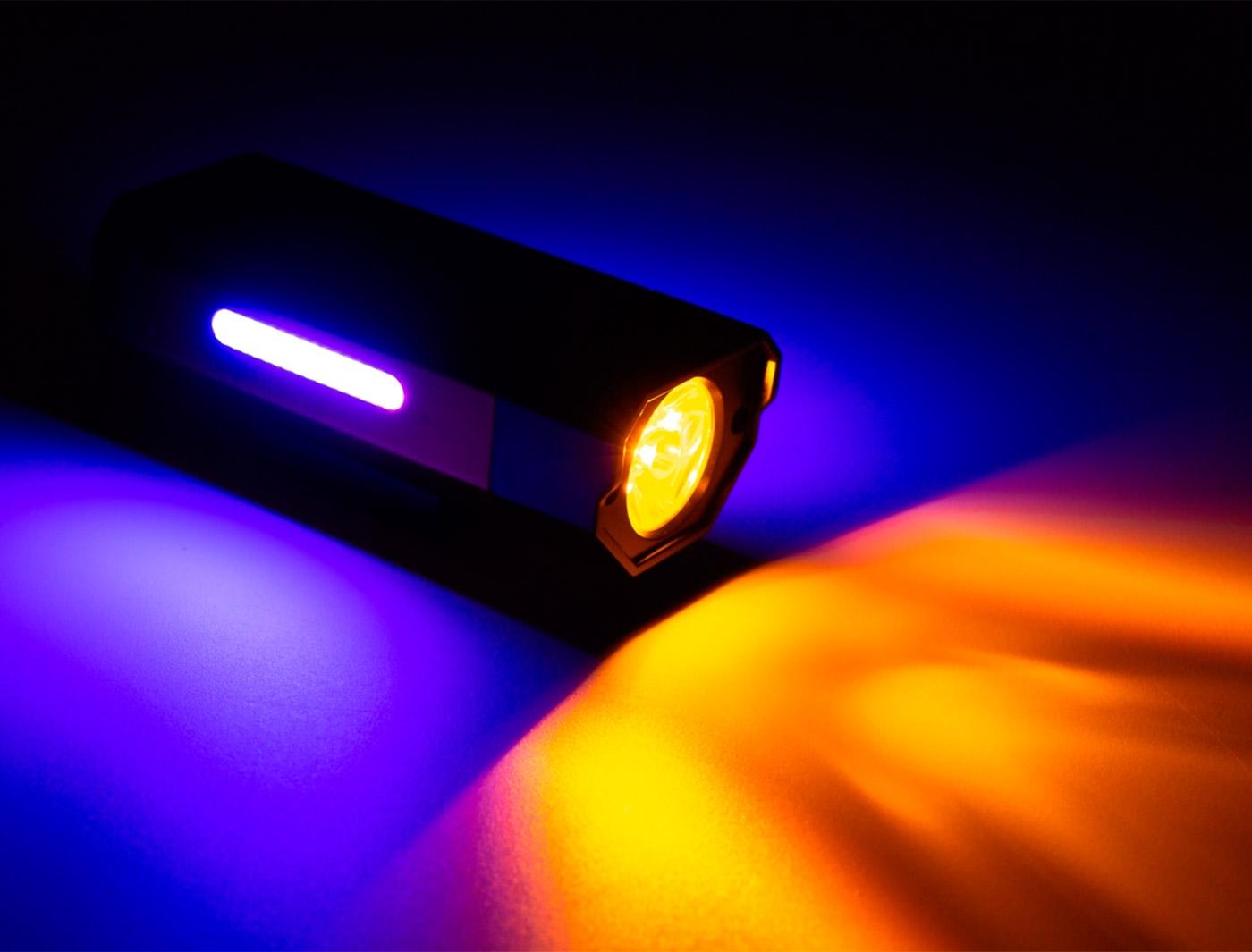 Фонарь передний Lumen 209, 800 lumens, USB, 2500mAh