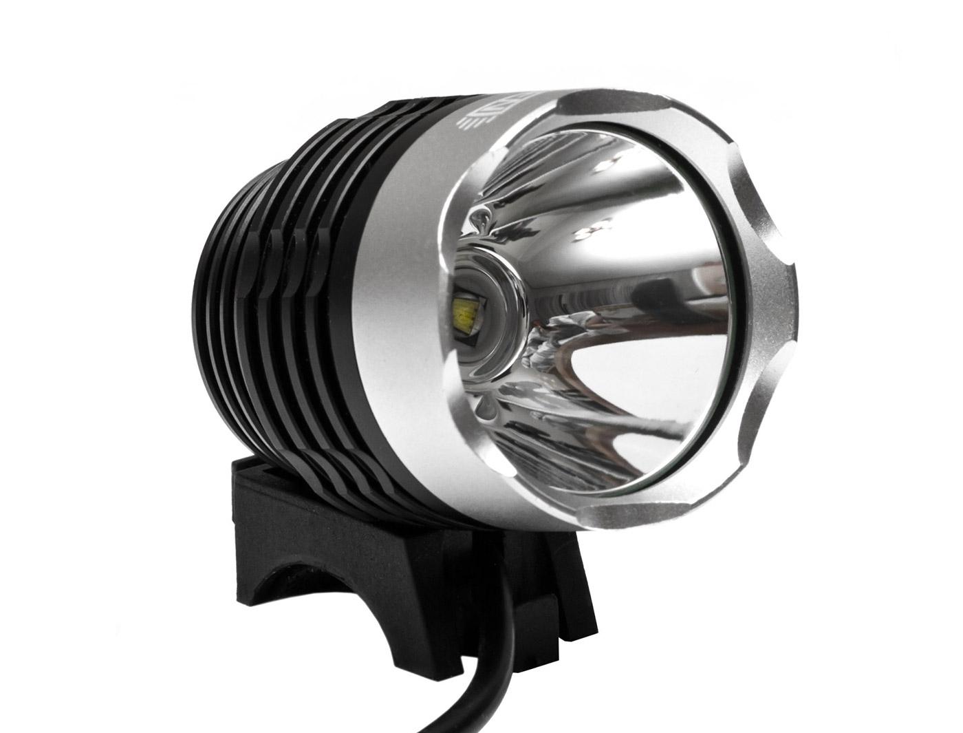 Фонарь передний Lumen 301, 1200 lumens, Cree XML-T6, черный