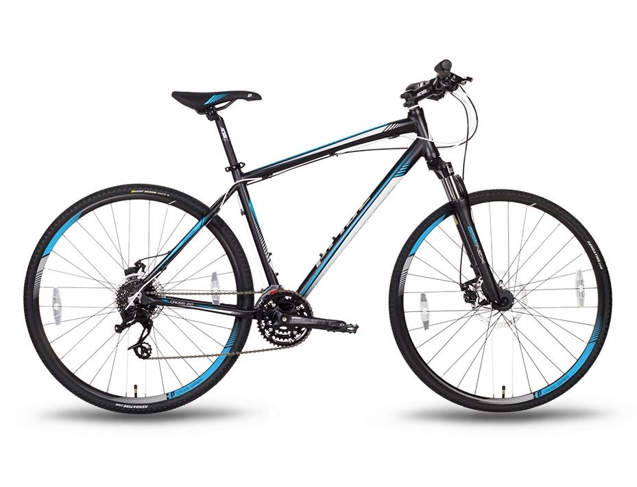 Гибридный Велосипед PRIDE CROSS 2.0