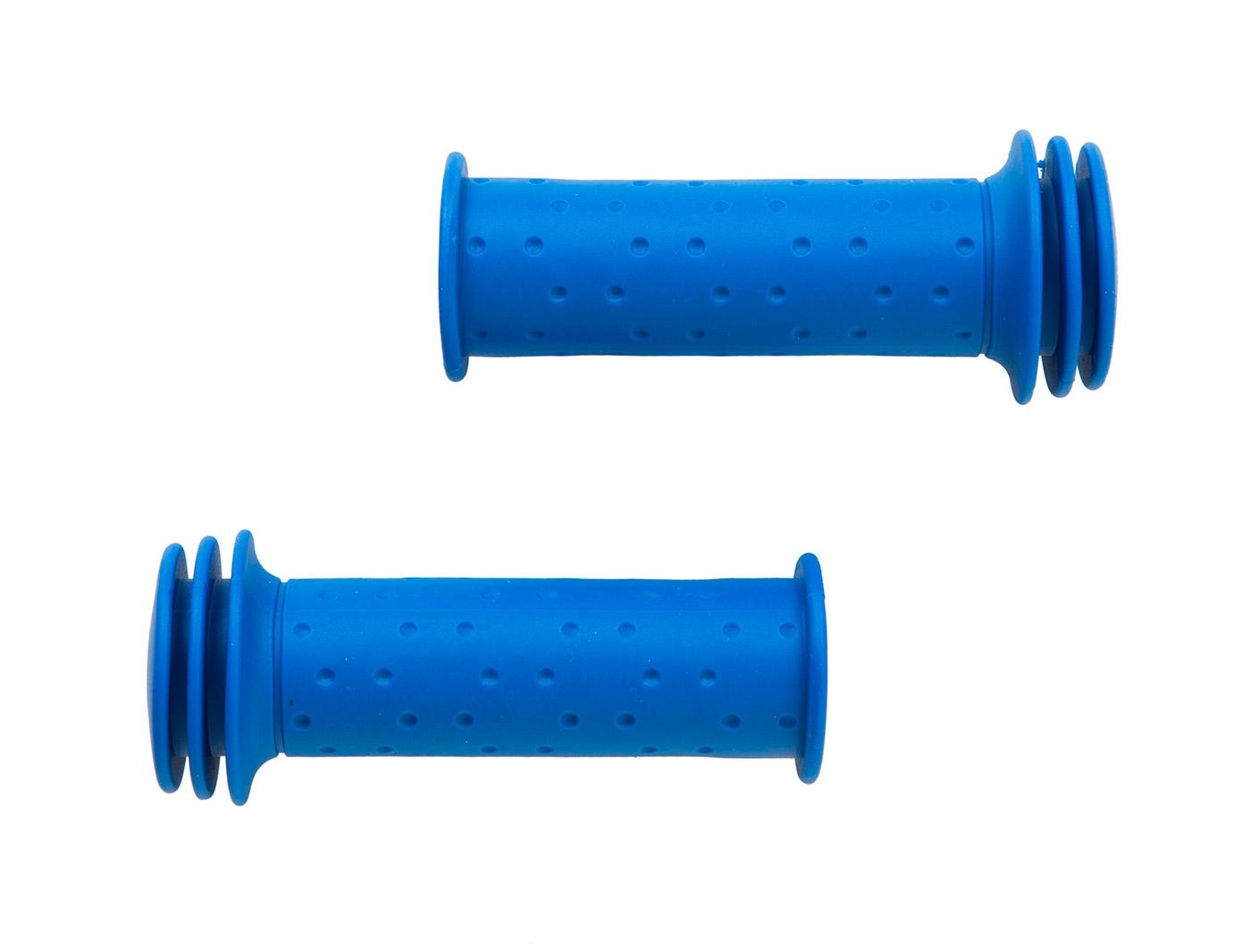 Грипсы Green Cycle GC-G96 102mm детские, синие