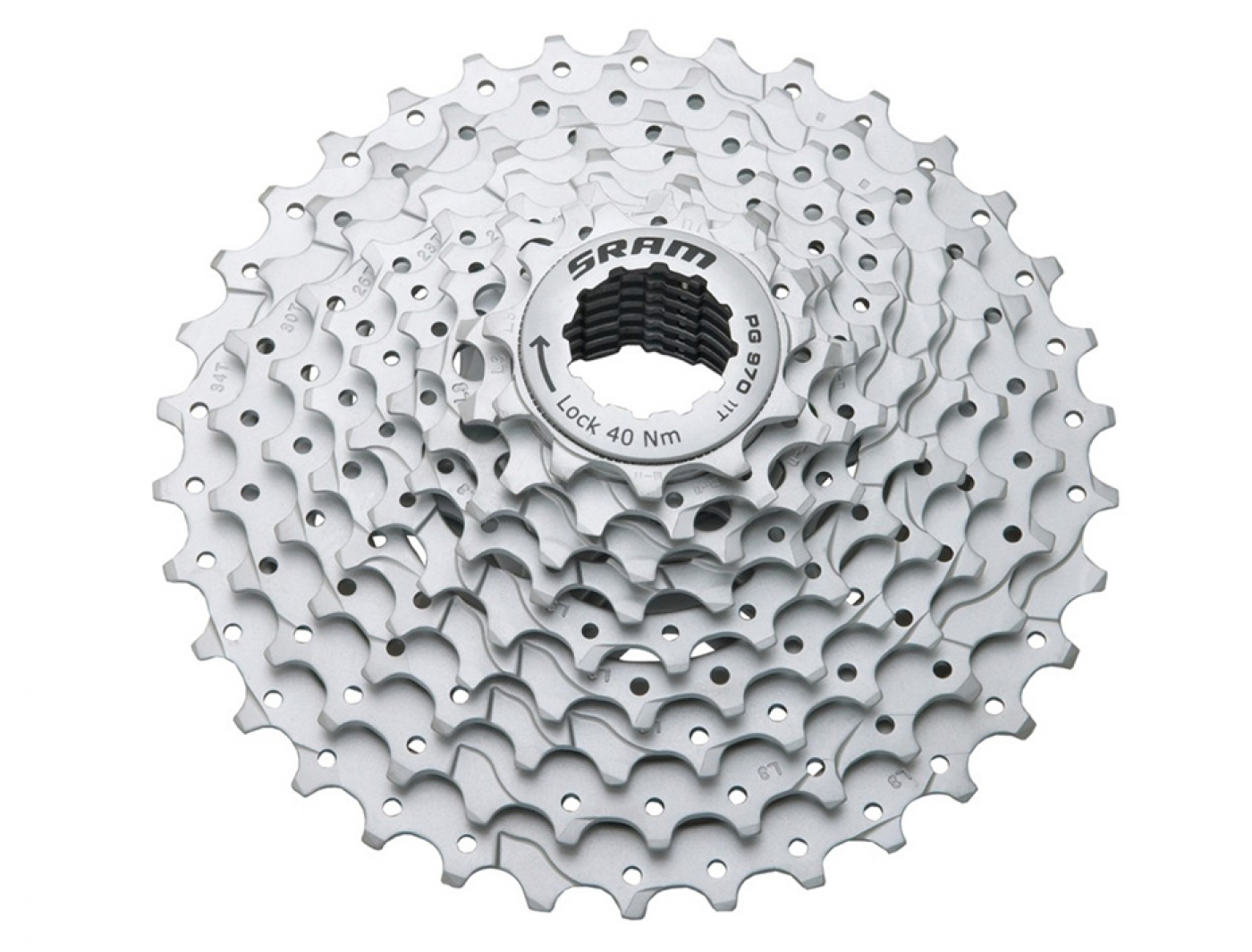 Кассета SRAM PG-970 11-34 9 speed