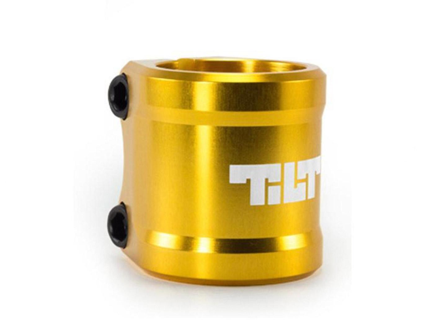 Хомут для трюкового самоката Tilt Arc HIC/IHC золотой