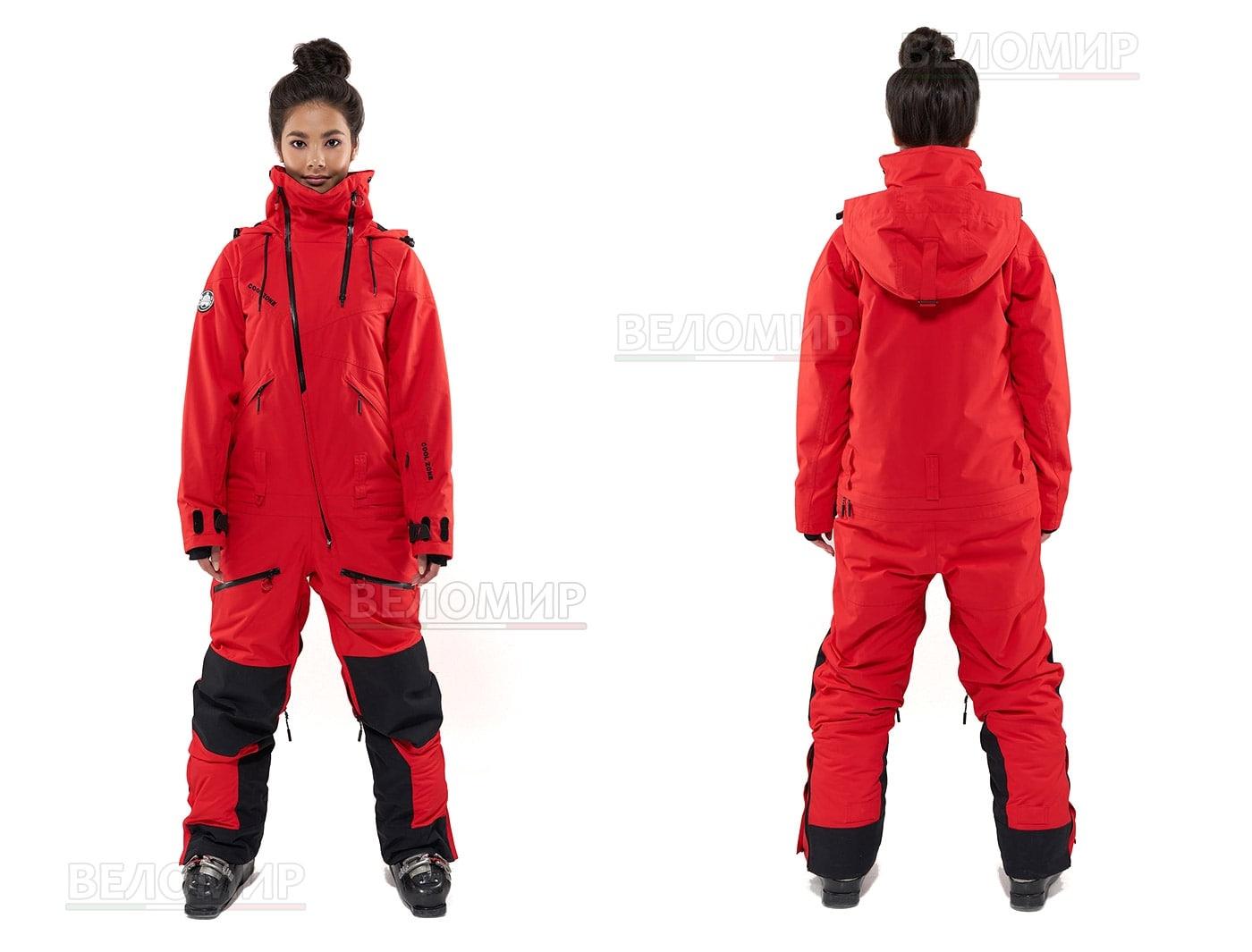 Комбинезон Cool Zone KITE KN1108/04 Красный (2020)