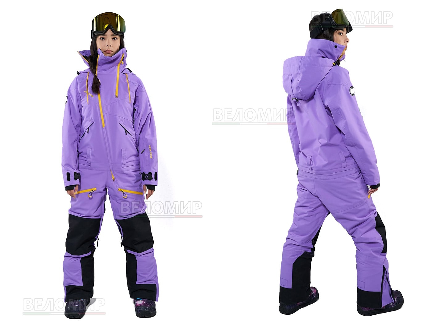 Комбинезон Cool Zone KITE KN1108 Т/30 Фиолетовый (2020)