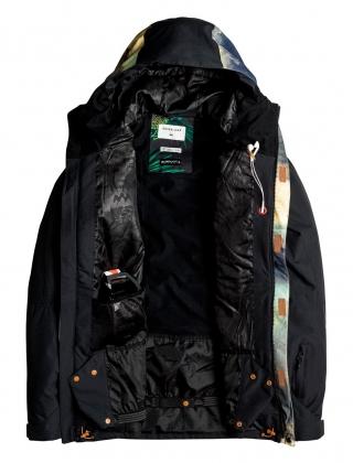 Сноубордическая куртка Quiksilver Ambition (FISHER) (2017)