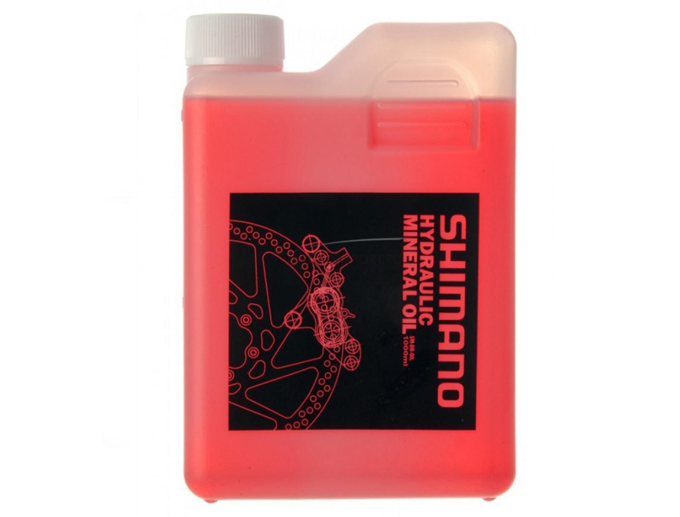 масло shimano, sm-db-oil, для диск торм, 1000мл