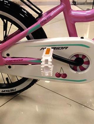 Велосипед Merida Princes J16 (Розовый)