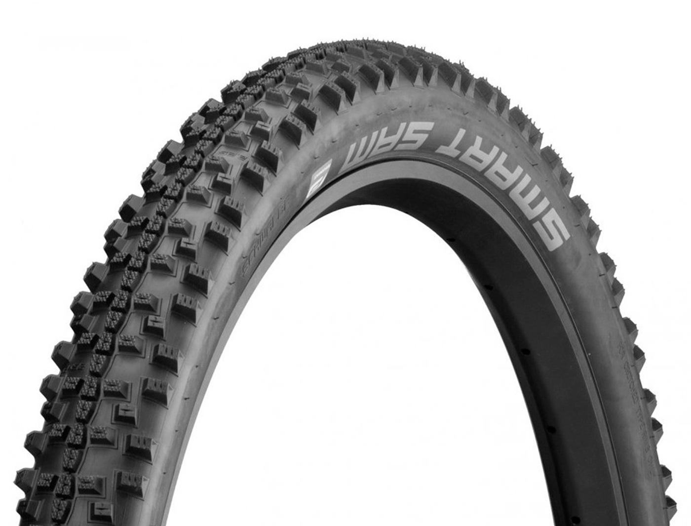 Покрышка 27.5x2.10 650B (54-584) Schwalbe SMART SAM Performance B/B-SK HS476 DC 67EP