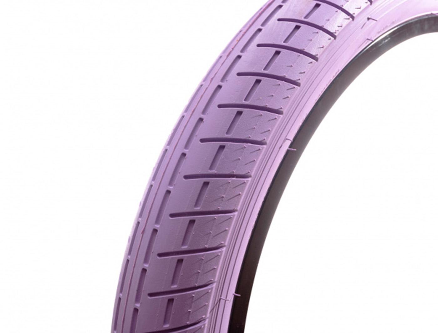 Покрышка BMX Code Beast фиолетовая
