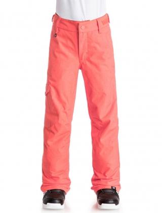Сноубордические штаны ROXY Tonic - CAMELLIA
