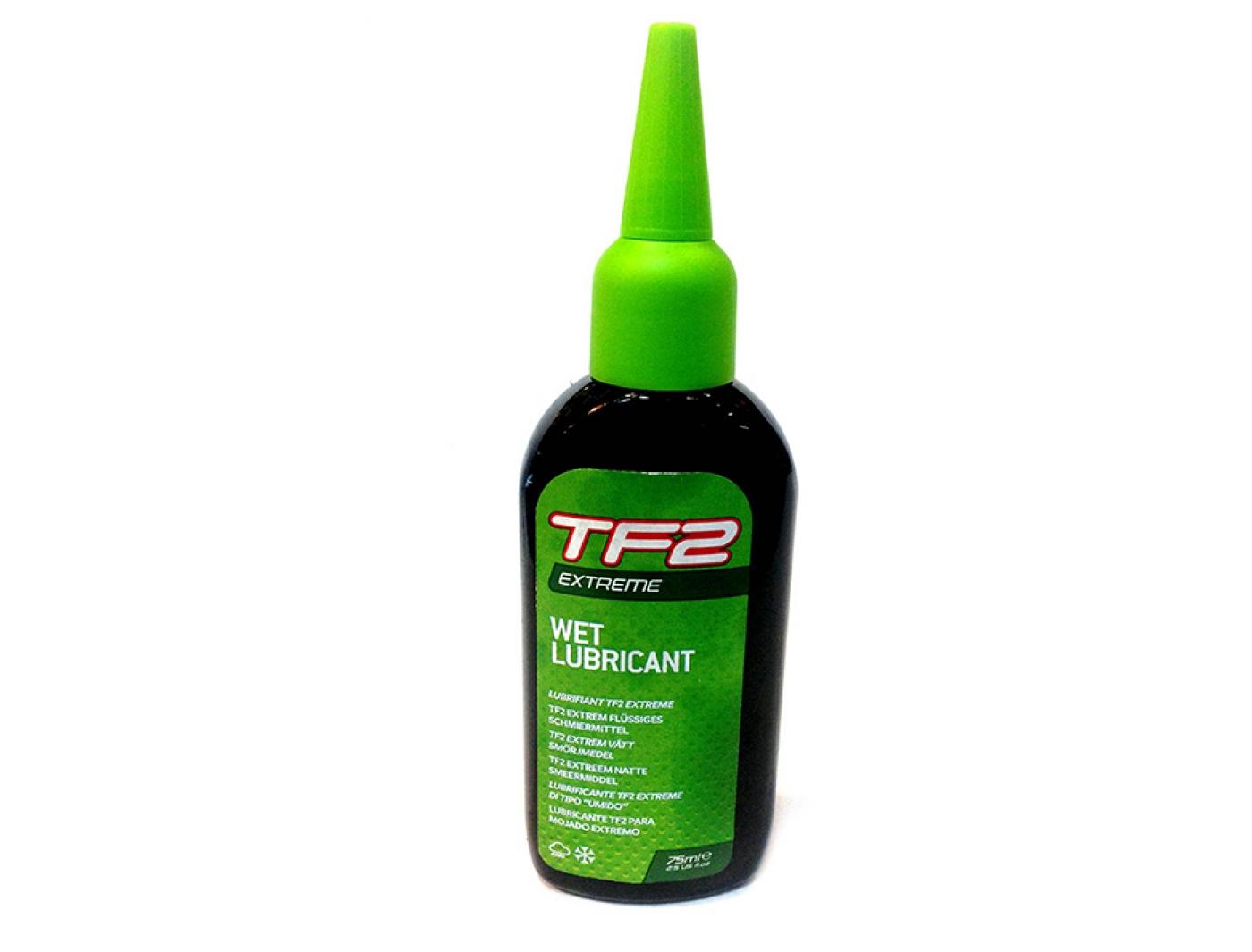 смазка weldtite tf2 performance 75мл  с тефл. д/любой погоды д/цепи/тросов/перекл
