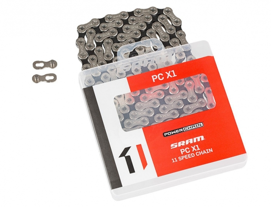 Цепь SRAM PCX1 PowerLock 11ск (00.2518.008.007)