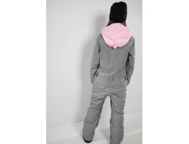 Комбинезон MOON KN1117/26/31M Светло-розовый/серый меланж (2021)