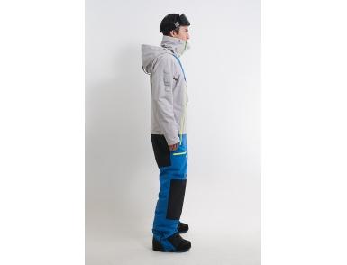 Комбинезон KN2116/36/41 CODE холодный серый/темно-синий (2022)
