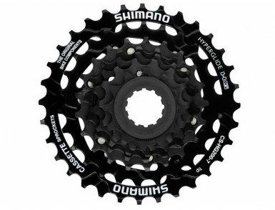 Кассета Shimano, HG200, 7ск, 12-32