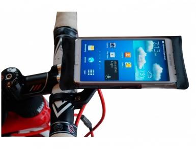 Чехол для смартфона на на руль   BiKASE