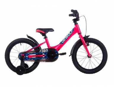 Детский велосипед Dewolf J160 GIRL (2017)