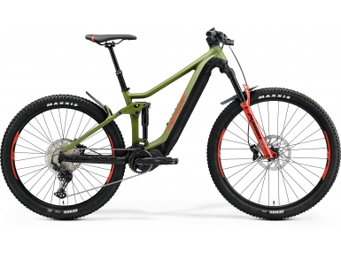 Велосипед Merida eONE-FORTY 500 (2021)