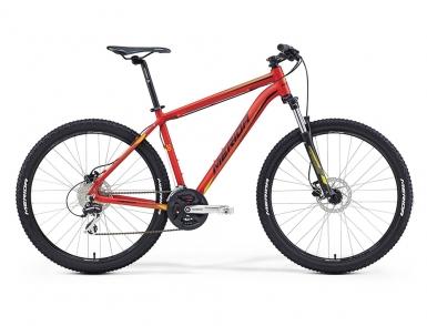 Велосипед Merida Big Seven 20D (Красный) (2017)
