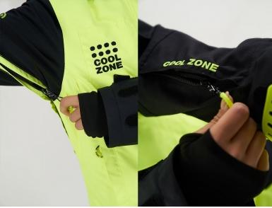 Комбинезон Cool Zone FLEX KN1110/27/20 Салатовый/Черный (2020)