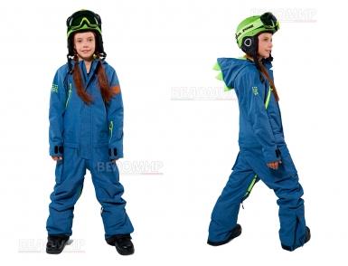 Комбинезон Cool Zone FUN KN 3115/01/1 KIDS Темно-Синий джинс (2020)