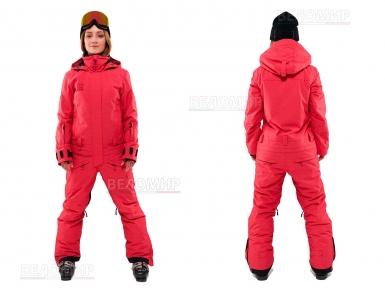 Комбинезон Cool Zone TWIN ONE COLOR KN1105/09 Красный джинс (2020)