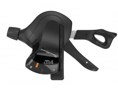 Манетка SunRace Dual Lever Trigger M400 Right, 8S, Cable 2100mm