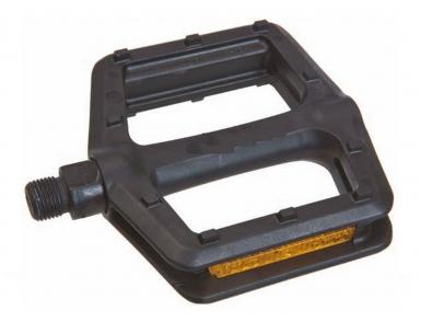 Педали VP-536 Plastic Pedal (BMX/ DH /FR) Черные